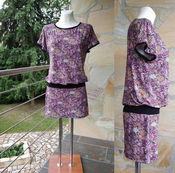 Kleid Shirt Lutterloh 121