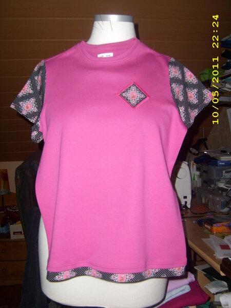 T-Shirt in Gr. 158 Schnitt BurdaEasy