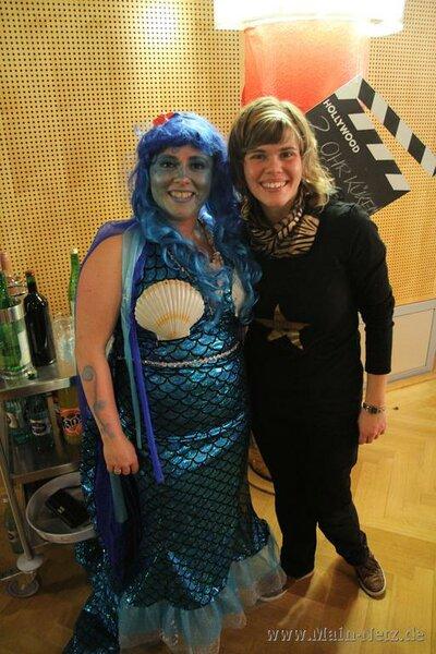 Mein Diesjähriges Faschingskostüm!  Manuela die Meerjungfrau!!