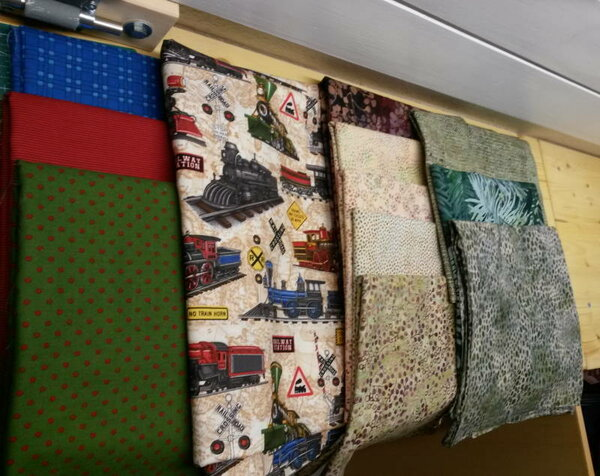 Stoffe Patchworkatelier
