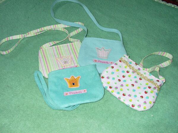 Prinzessinnen-Taschen