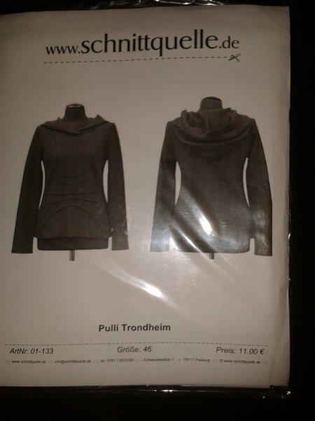 Schnittquelle Pulli Trondheim noch verpackt Gr. 46 9,00 €