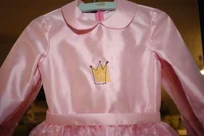 Prinzessinkleid für meine Cousine