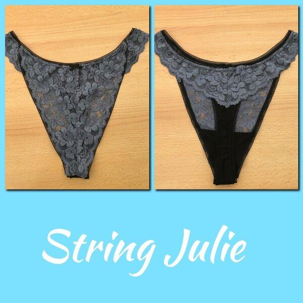 Slip/String Julie