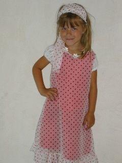 ein Sonntagskleid...