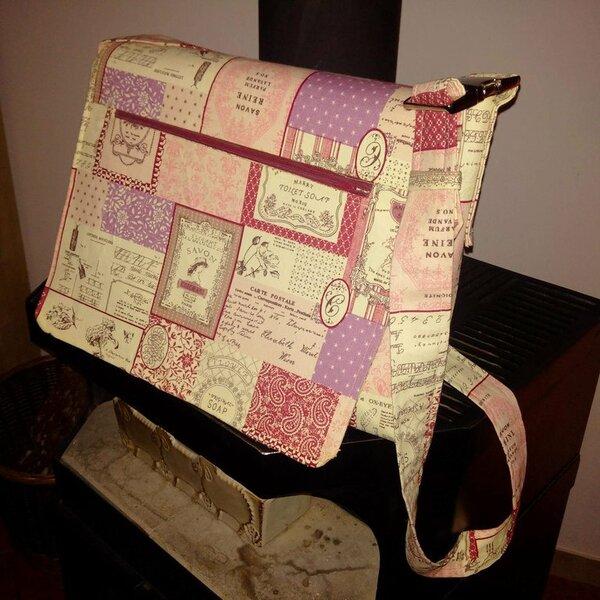 Messenger Bag fertig