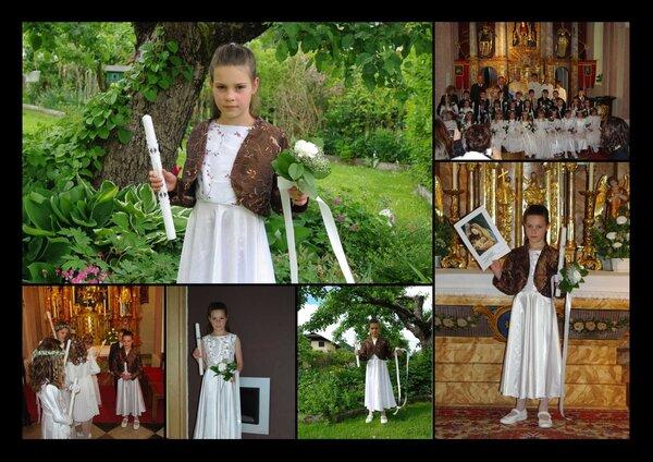 Erstkommunionskleid