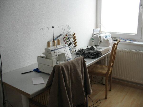 Der Maschinentisch