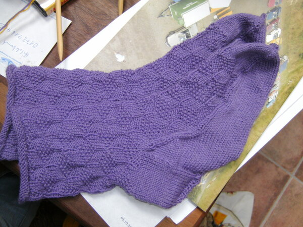 Escherwürfel-Socken