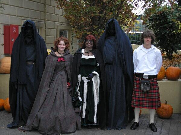 Halloweengestalten :-)