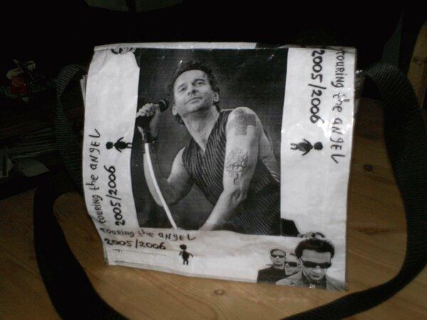 Meine Depeche Mode Tasche