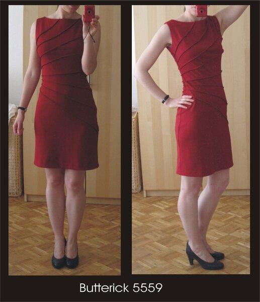 ein neues Kleid :-)