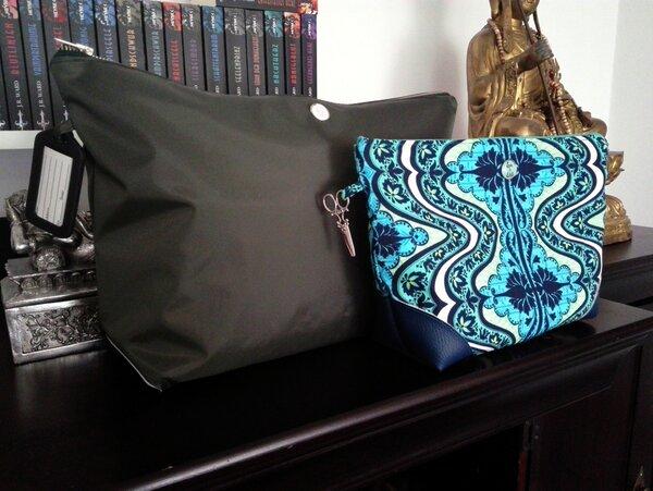 Schöne Taschen selbst genäht