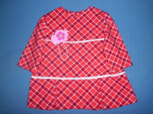 Mädchenkleid, Größe 92