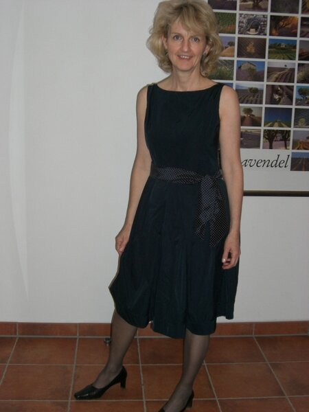 Kleid aus der Easy fashion