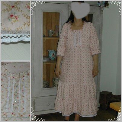 Kleid oder Nachthemd?