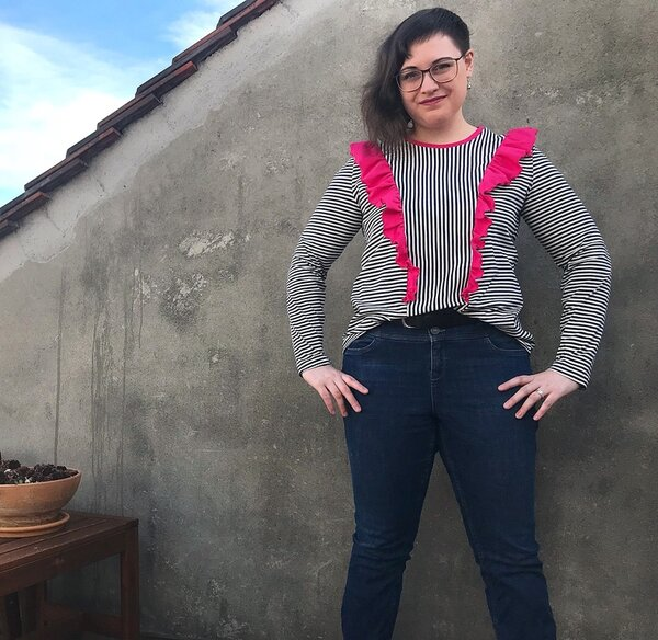 Keely Knit Top von Style Arc (14/16)