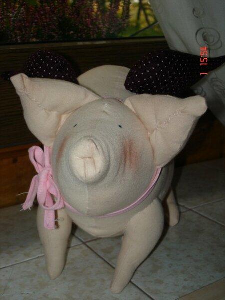 Schweinchen Alarm............ala Tilda
