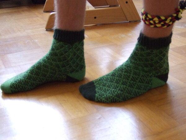 Socken April 2011