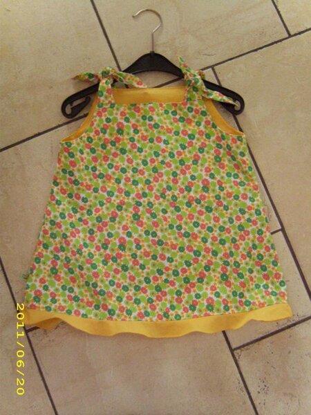 Kleid nach Burda