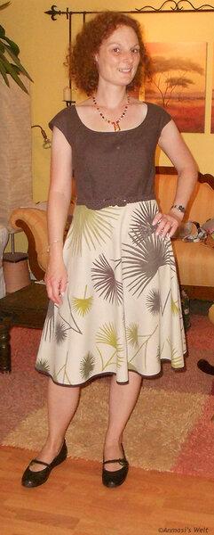 Tellerrock-Kleid