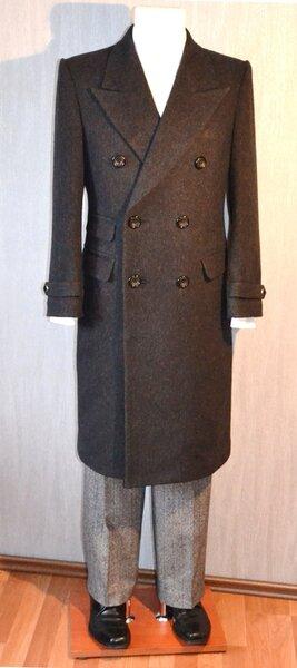 Noch ein Mantel ;)