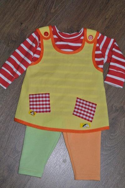 Pippi Langstrumpf fürs Baby