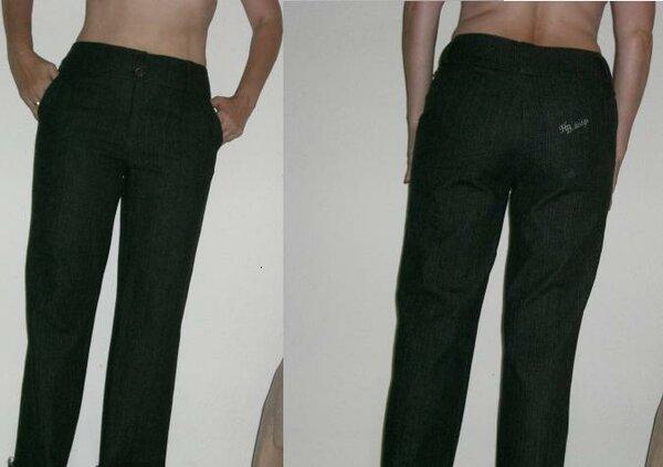 Jeans nach Dianaschnitt