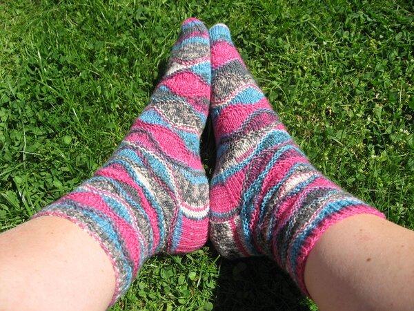 Socken März 2011