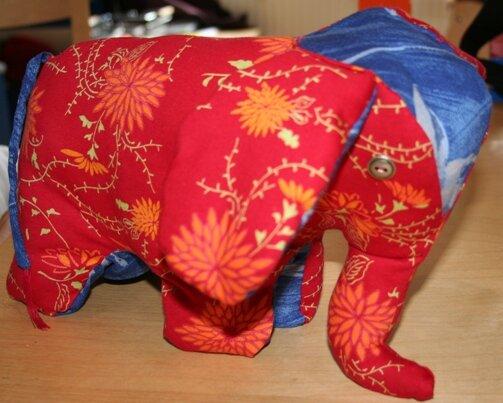 Ein Elefant nach ElfriedeXX