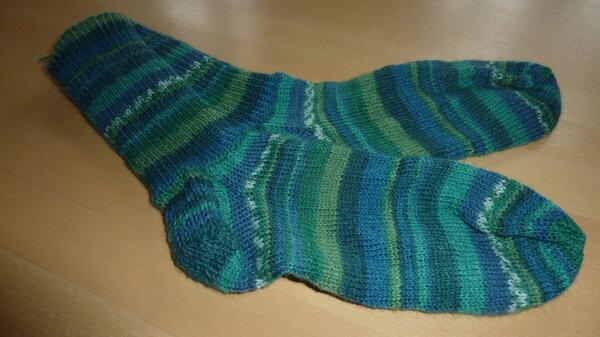 Socken für eine ganz liebe Freundin
