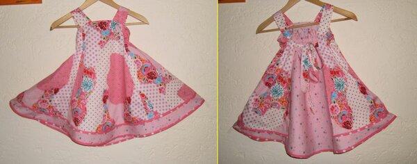 Kleid Feliz von Farbenmix