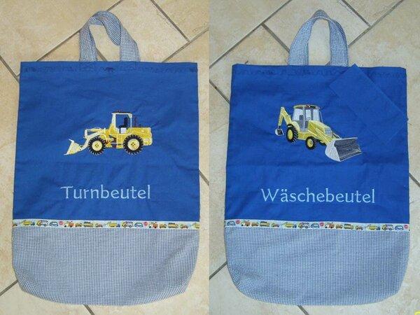 Wäsche-/Turnbeutel