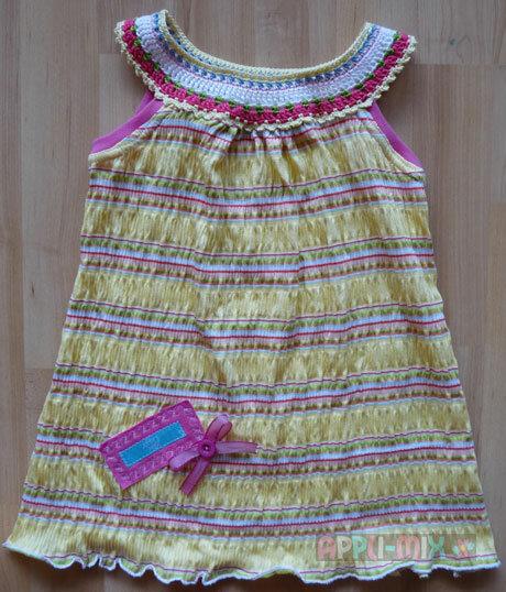 Häcktop - Kleid