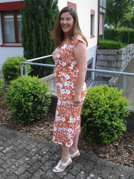 Sommerkleid Hula Hula