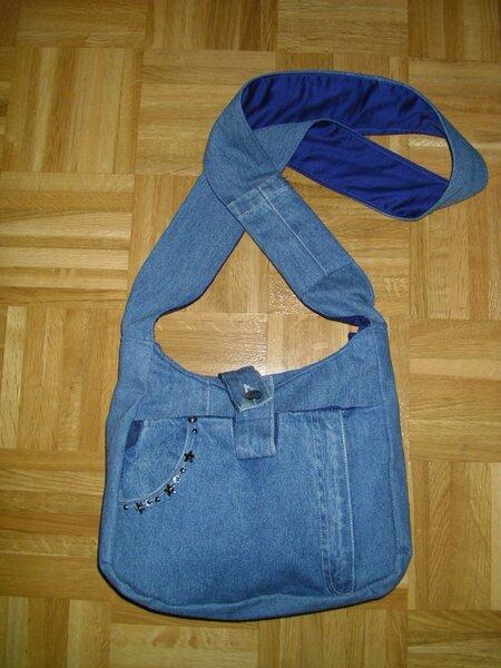 Das war eine alte Jeans