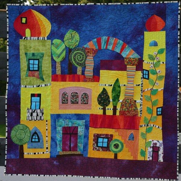 Hundertwasser Quilt
