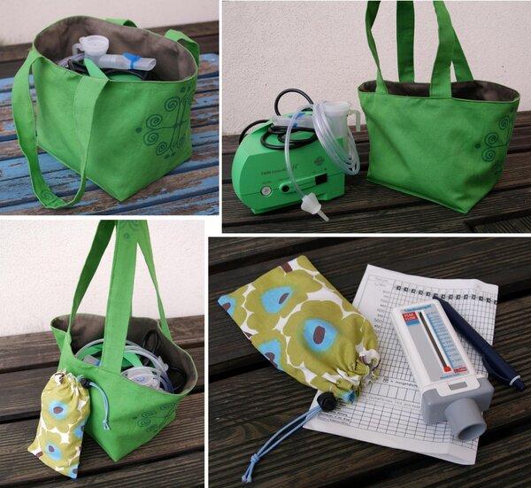 Taschen für die Gesundheit