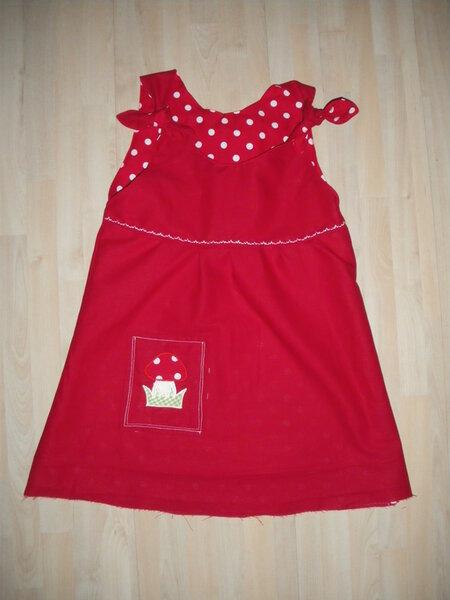 mein erstes Kleidchen