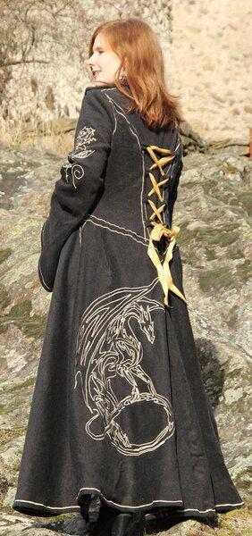 Drachenmantel
