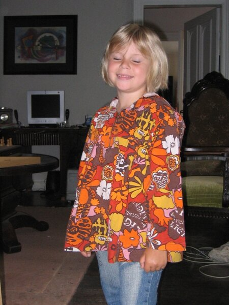 Haengerchen für meine Jüngste, Sweatshirt