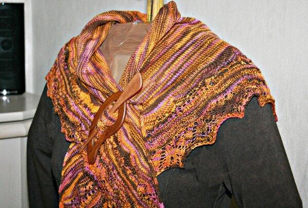Merinolace-Tuch