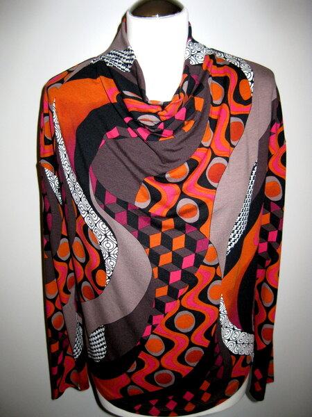 Shirt BURDA 6695