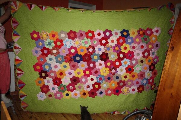Blumengarten - Vorderansicht