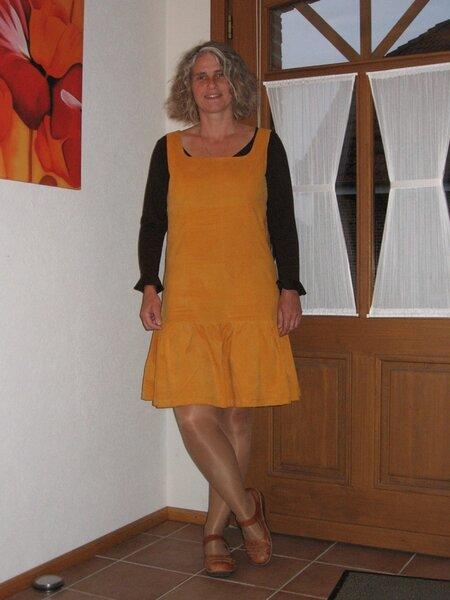 Kleid aus Burda 2/08