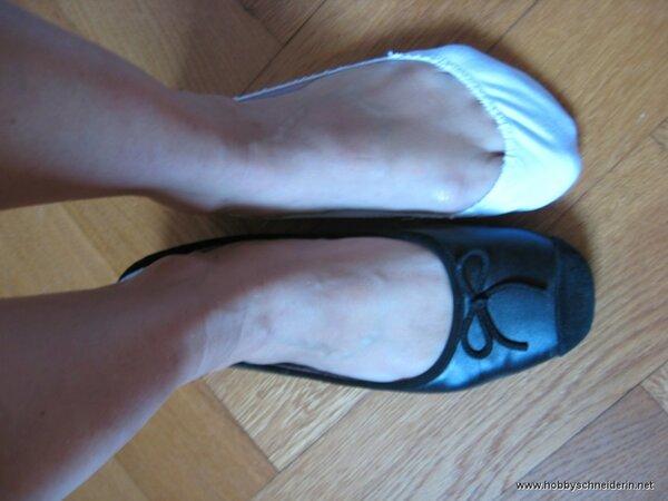 Für IN den Schuh