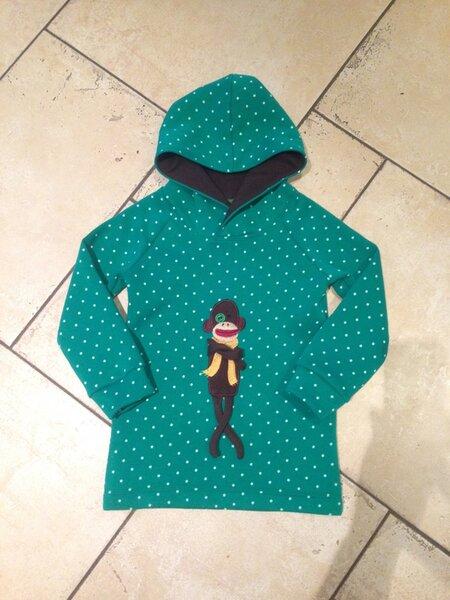 ottobre hoodie