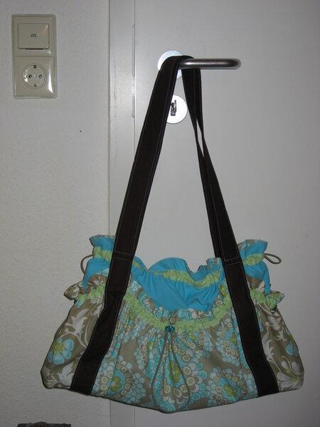 Tasche Julie; Schnittmuster von machwerk