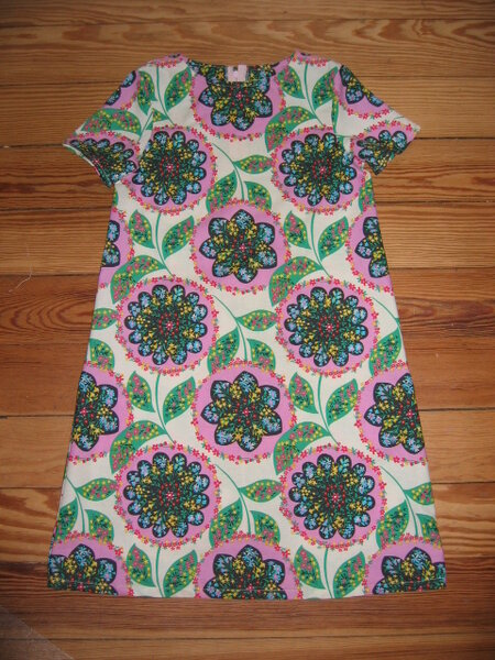 Kleidchen aus Amy Butler Stoff