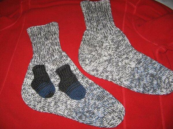 Socken 46 / 47